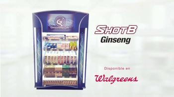 Shot B Ginseng TV Spot, 'El cansancio' [Spanish] - Thumbnail 8