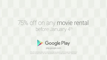 Google Play TV Spot, 'Slouch Your Heart Out' Song by Bahamas - Thumbnail 8