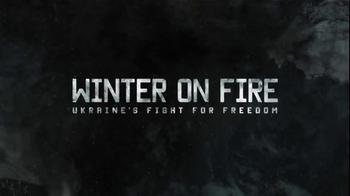 Netflix TV Spot, 'Winter on Fire: Holidays' - Thumbnail 9