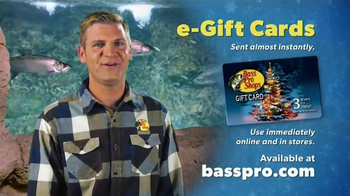 Bass Pro Shops Christmas Sale TV Spot, 'Slippers, Hoodies and e-Gift Cards' - Thumbnail 10