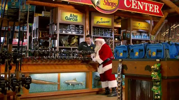 Bass Pro Shops Christmas Sale TV Spot, 'Slippers, Hoodies and e-Gift Cards' - Thumbnail 2