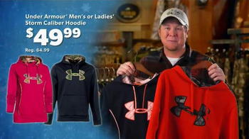 Bass Pro Shops Christmas Sale TV Spot, 'Slippers, Hoodies and e-Gift Cards' - Thumbnail 9