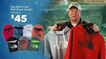 Bass Pro Shops Christmas Sale TV Spot, 'Moccasins, Hoodies and Gift Cards' - Thumbnail 5