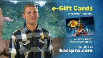 Bass Pro Shops Christmas Sale TV Spot, 'Moccasins, Hoodies and Gift Cards' - Thumbnail 6