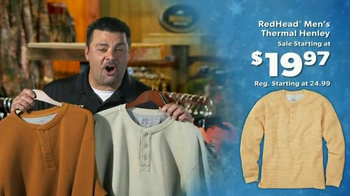 Bass Pro Shops Christmas Sale TV Spot, 'Thermals, Hoodies and Jeans' - Thumbnail 7