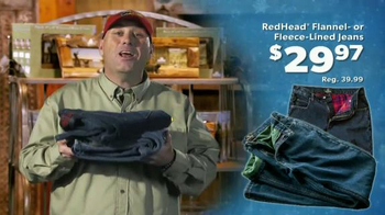 Bass Pro Shops Christmas Sale TV Spot, 'Thermals, Hoodies and Jeans' - Thumbnail 9