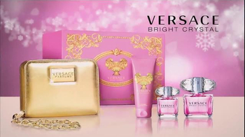 Versace Bright Crystal TV Spot, 'Holiday Gift Set' Feat. Candice Swanepoel - Thumbnail 8