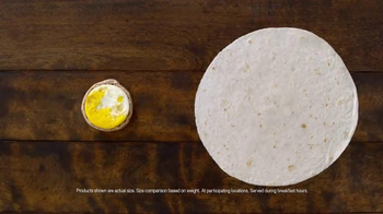 Taco Bell Breakfast Crunchwrap TV Spot, 'More of a Meal' - Thumbnail 2