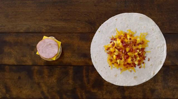Taco Bell Breakfast Crunchwrap TV Spot, 'More of a Meal' - Thumbnail 5