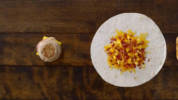 Taco Bell Breakfast Crunchwrap TV Spot, 'More of a Meal' - Thumbnail 6