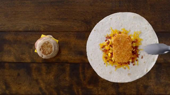 Taco Bell Breakfast Crunchwrap TV Spot, 'More of a Meal' - Thumbnail 7