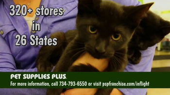 Pet Supplies Plus TV Spot, 'Franchises'