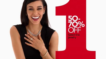 Macy's One Day Sale TV Spot, 'Deals of the Day: Additional Discounts' - Thumbnail 2