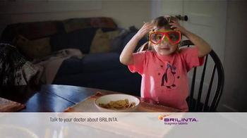 Brilinta TV Spot, 'Today, Tomorrow and Every Day' - 119 commercial airings