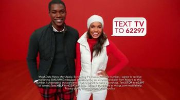 Macy's TV Spot, 'After Christmas Deals With Coupon' - Thumbnail 10