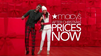 Macy's TV Spot, 'After Christmas Deals With Coupon' - Thumbnail 2
