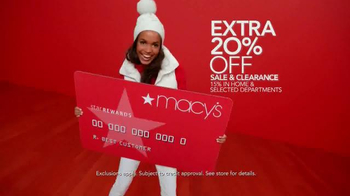 Macy's TV Spot, 'After Christmas Deals With Coupon' - Thumbnail 6