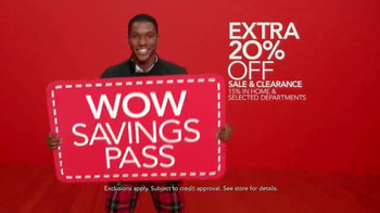 Macy's TV Spot, 'After Christmas Deals With Coupon' - Thumbnail 7