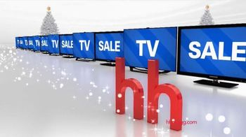 h.h. gregg TV Spot, 'Holiday Shopping Almost Over'