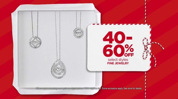 JCPenney Wrap It Up Sale TV Spot, 'Last-Minute Gifts' - Thumbnail 8