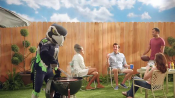 Xome TV Spot, 'Living With Blitz' Featuring Ricardo Lockette - Thumbnail 4