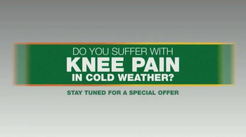 Vantelin THERMO Knee Support TV Spot, 'Three in One' - Thumbnail 1