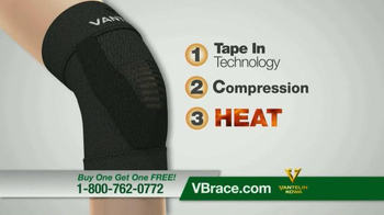 Vantelin THERMO Knee Support TV Spot, 'Three in One' - Thumbnail 4