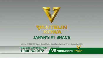 Vantelin THERMO Knee Support TV Spot, 'Three in One' - Thumbnail 6