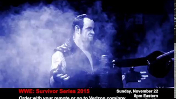 Fios by Verizon Pay-Per-View TV Spot, 'WWE Survivor Series' - Thumbnail 8