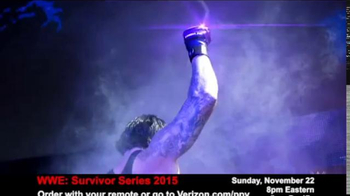Fios by Verizon Pay-Per-View TV Spot, 'WWE Survivor Series' - Thumbnail 9
