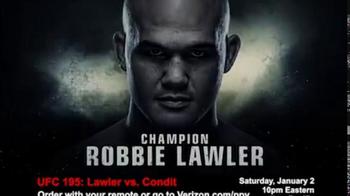 Fios by Verizon Pay-Per-View TV Spot, 'UFC 195: Lawler vs. Condit' - Thumbnail 2