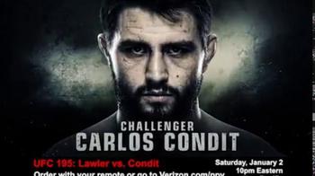 Fios by Verizon Pay-Per-View TV Spot, 'UFC 195: Lawler vs. Condit' - Thumbnail 4