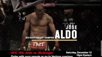 Fios by Verizon Pay-Per-View TV Spot, 'UFC 194: Aldo vs. McGregor' - Thumbnail 3