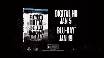 Straight Outta Compton Home Entertainment TV Spot - Thumbnail 8