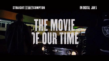 Straight Outta Compton Home Entertainment TV Spot - Thumbnail 3