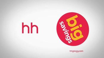 h.h. gregg TV Spot, 'New Year's Resolution: TVs' - Thumbnail 4
