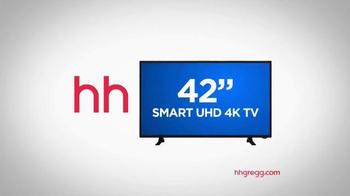 h.h. gregg TV Spot, 'New Year's Resolution: TVs' - Thumbnail 5