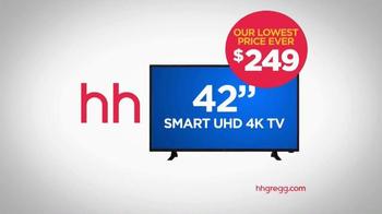 h.h. gregg TV Spot, 'New Year's Resolution: TVs' - Thumbnail 6