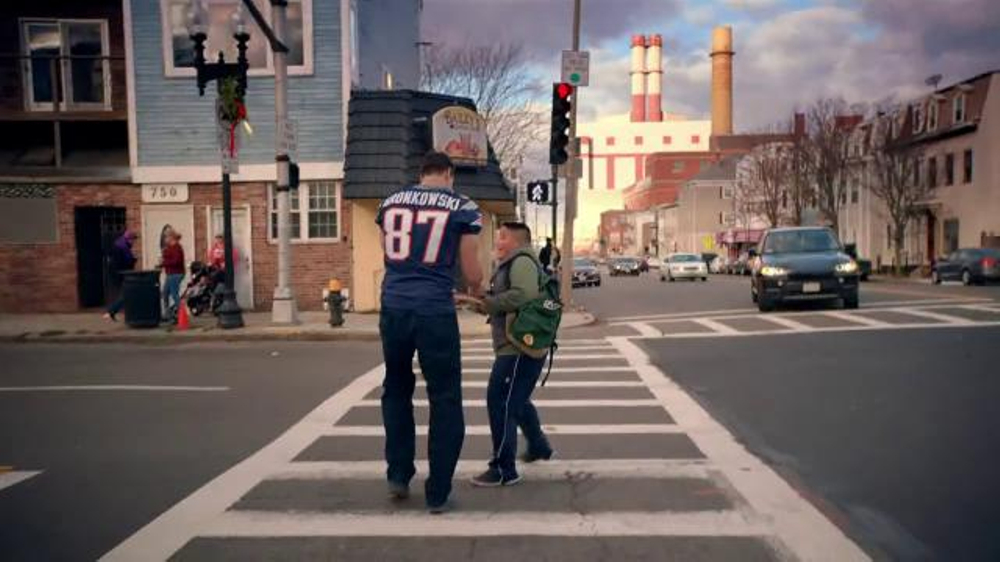 VISA Checkout TV Commercial, 'The Big Gronkowski' Featuring Rob Gronkowski