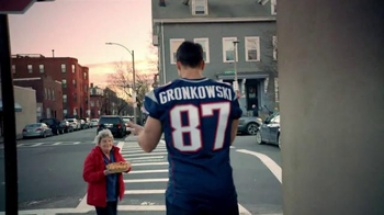 VISA Checkout TV Spot, 'The Big Gronkowski' Featuring Rob Gronkowski - Thumbnail 4