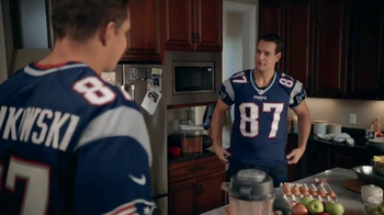 VISA Checkout TV Spot, 'The Big Gronkowski' Featuring Rob Gronkowski - Thumbnail 6