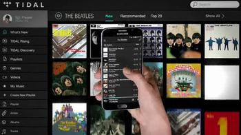 TIDAL TV Spot, 'The Beatles' - Thumbnail 6