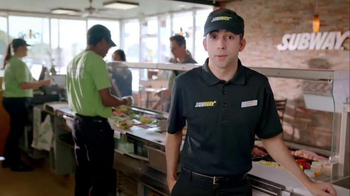 Subway Turkey Breast Sandwich TV Spot, 'Quality Control' - 2480 commercial airings
