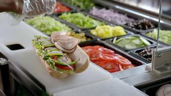 Subway Turkey Breast Sandwich TV Spot, 'Quality Control' - Thumbnail 1