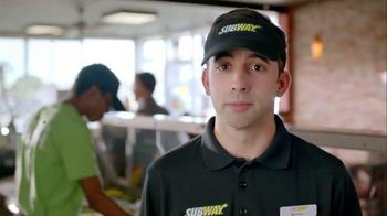 Subway Turkey Breast Sandwich TV Spot, 'Quality Control' - Thumbnail 2