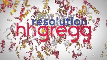 h.h. gregg TV Spot, 'New Year's Resolution: Appliances'