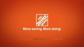 The Home Depot TV Spot, 'Fresh Start' - Thumbnail 9
