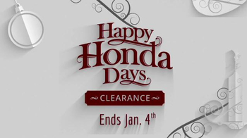Happy Honda Days Clearance TV Spot, 'One Incredible Sale: Final Days' - Thumbnail 10