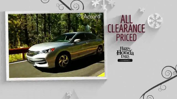Happy Honda Days Clearance TV Spot, 'One Incredible Sale: Final Days' - Thumbnail 5