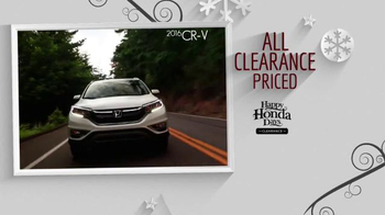 Happy Honda Days Clearance TV Spot, 'One Incredible Sale: Final Days' - Thumbnail 6